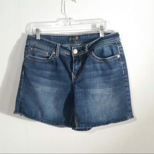 Seven 7 jean shirt size 12